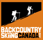 Backcountry Skiing Canada ad