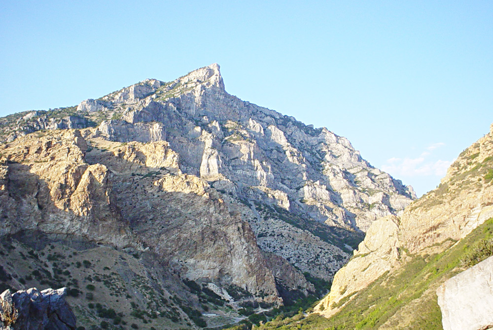 Rock Canyon: The red-headed stepchild of Wasatch climbing