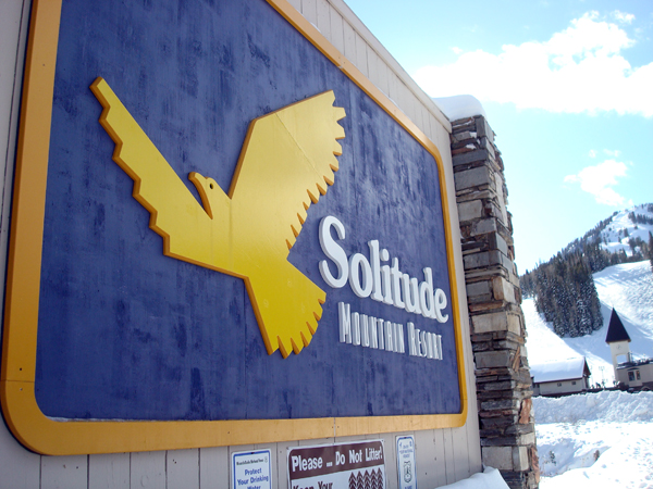 Solitude Ski Resort Logo