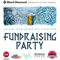Utah Avalanche Center Fundraising Party