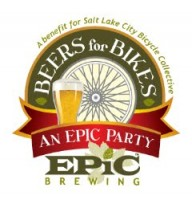 Epic Brewing's Beers for Bikes event.