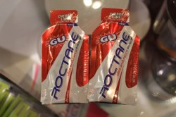 New flavor of GU Roctane - Cherry Lime