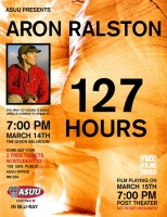 Aron Ralston will speak at the University of Utah