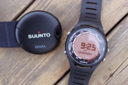 Suunto T3d with Dual Comfort Belt