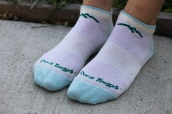 Darn Tough Vermont Coolmax running socks