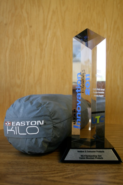 ... Easton Mountain Products Kilo tent wins award ... & Easton impresses with Kilo Tents at 2011 Outdoor Retailer Summer ...