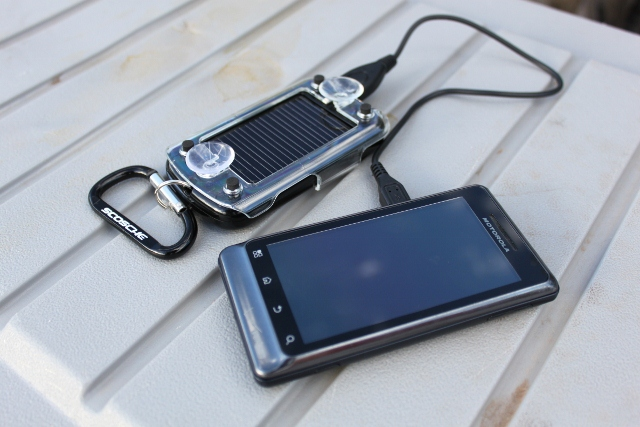 Can I Leave Solar Cell Charger In My Car