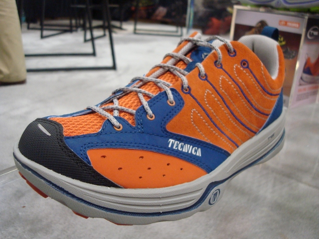 Tecnica Dragon X-Lite at 2011 Outdoor Retailer Summer Market.