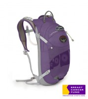 Osprey Verve 10 Hydration Pack for Breast Cancer Research
