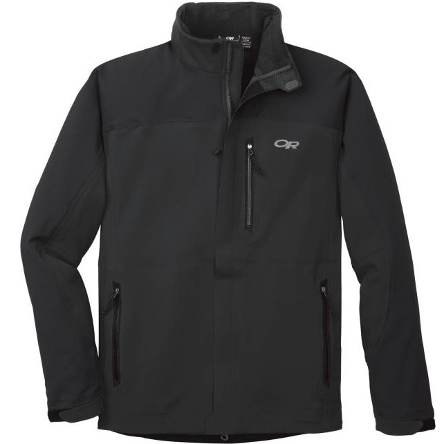 Outdoor Research Credo Softshell Jacket. (Image: Outdoor Research)