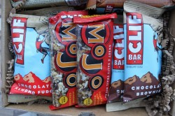 Post a picture of mom enjoying the outdoors on our Facebook Wall and you could win all these CLIF Bars!