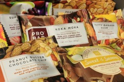 A variety of PROBAR flavors ready to be given away for Father's Day.