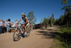 Riders compete in the 2011 Crusher in the Tushar. (Image TusharCrusher.com)