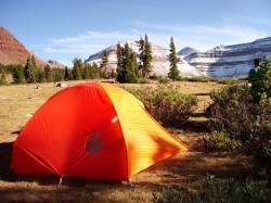 Anyone camping for the 4th of July, if not, bummer. (Photo: Jared Hargrave - UtahOutside.com)