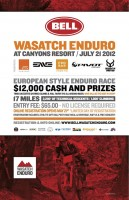 Bell Wasatch Enduro, happening at the Canyon Resort in Utah. (courtesy image)