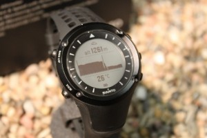 You can now update the software in the Suunto Ambit, so any new version doesn't require you to buy a whole new watch. (Photo: Jared Hargrave - UtahOutside.com)
