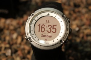 The Suunto Ambit at the Outdoor Retailer 2012 Summer Market. (Photo: Jared Hargrave - UtahOutside.com)