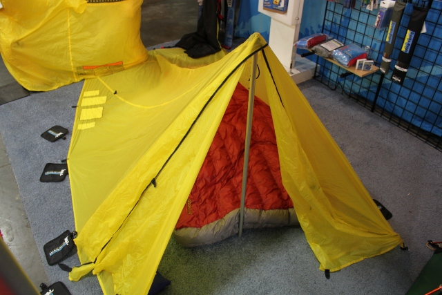 The Brooks Range Stubai Tent ... & Brooks Range Mountaineering offers new down bags and tents at ...