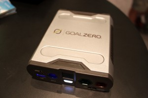 Just like a sherpa, the Goal Zero Sherpa 50 will haul power for all your devices. (Photo: Jared Hargrave - UtahOutside.com)