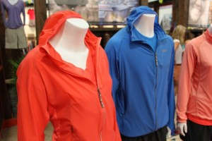 The new Sherpa Imja Jacket in men and women's sizes. (Photo: Jared Hargrave - UtahOutside.com)