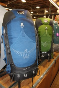 The Osprey Volt and Viva are a minimalist backpacker's dream. (Photo: Jared Hargrave - UtahOutside.com)