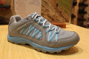 The Patagonia Fore Runner Evo trail running shoe. (Photo: Jared Hargrave - UtahOutside.com)
