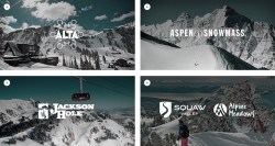 Alta, Aspen/Snowmass, Squaw Valley/Alpine Meadows, Jackson Hole - all within affordability with the Mountain Collective Pass. (Image: The Mountain Collective)
