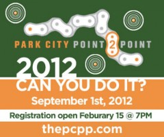 Park City Point 2 Point. (courtesy image)
