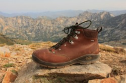 The Chaco Tedinho Waterproof Boot. (Photo: Jared Hargrave - UtahOutside.com)