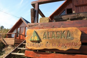 The Alaska Hostel in Bariloche, Argentina, our base camp for Patagonia backcountry skiing. (Photo: Jared Hargrave- UtahOutside.com)