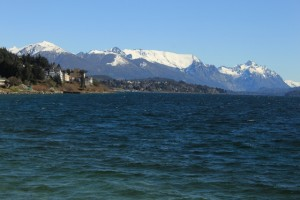 Bariloche, on the shores of Nahuel Huapi Lake in Patagonia, Aregentina. (Photo: Jared Hargrave - UtahOutside.com)