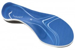 Footbalance Dynamic Blue custom footbeds. (courtesy image)