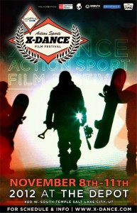 Poster for X-Dance 13. (Courtesy Image)