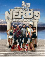 The nerds take over Brighton on January 19th. (Image: SLUG Games)