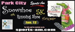 Help the Road Home by participating in the Park City Stomp. (Courtesy image.)