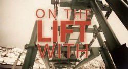 "Still frame from Alta's ""On the Lift With"" series."