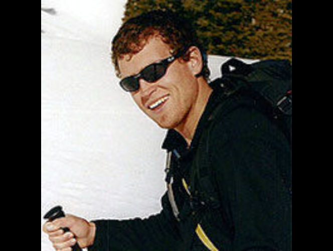 Craig Patterson leaves behind a wife and 6-year-old daughter. Image: Utah Mountain Adventures.