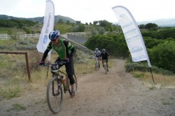 Corner Canyon is one of the venues at the Midweek MTB Race Series. (Photo: Midweek MTB Race Series)