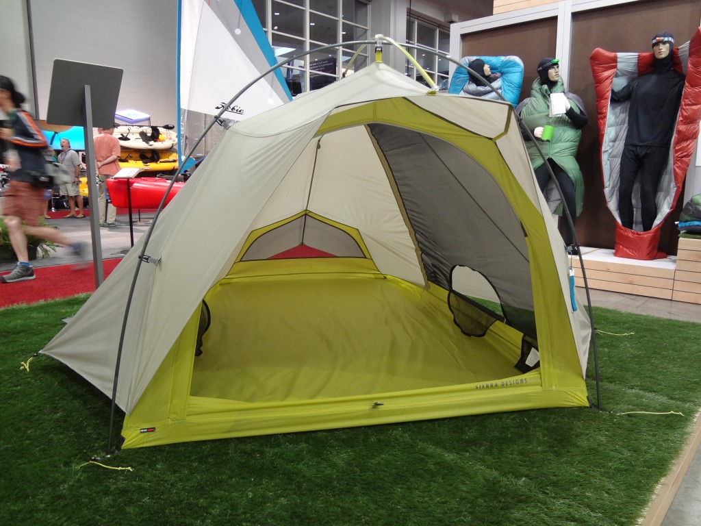 sierra designs flash tent