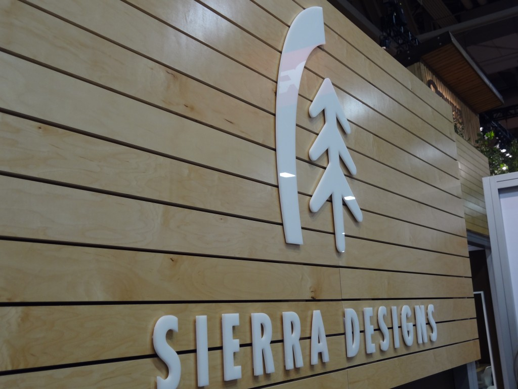 sierra designs new logo
