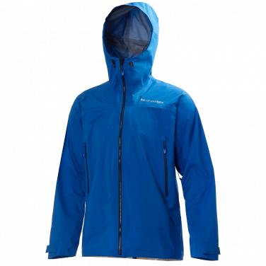The Helly Hansen Odin Guiding Light Jacket is a pro-grade shell with 20,00mm waterproof rating (photo: Helly Hansen)