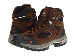 The Vasque Breeze 2.0 GTX boots: a running shoe's brain with a mid weight boot's build (Photo courtesy of Vasque)