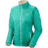 The Mountain Hardwear Women's Thermostatic jacket. (Courtesy image)