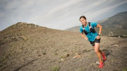 Stevie Kremer is one of many Salomon running athletes that have joined up with Backcountry.com. (Photo: Salomon Sports.)