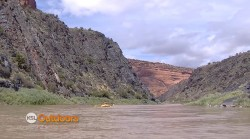 Westwater Canyon on the Colorado River is one of Utah's most challenging rafting experiences with rapids up to Class 4 in an inescapable gorge. (Photo: Jared Hargrave - KSL Outdoors)
