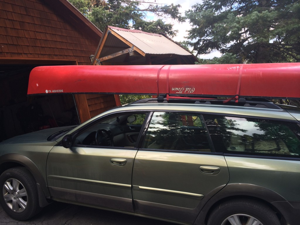 You can rent all kinds of outdoor gear on Gearlope, like canoes and other watercraft.