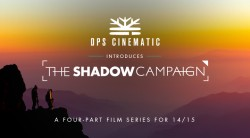 DPS Cinematic introduces The Shadow Campaign, 4 short ski films to be released online. (Image: DPS)
