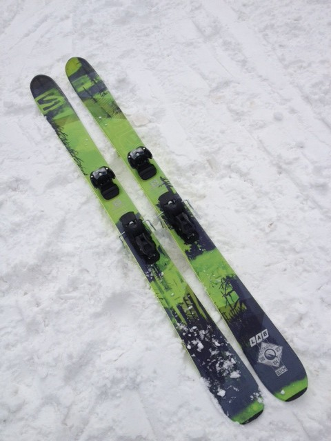 Salomon Q-LAB ski review