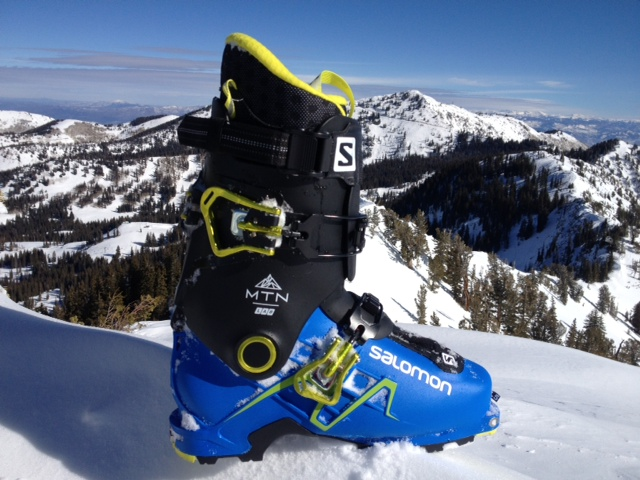 Mtn Backcountry Boots LookSalomon Lab First bf7vYg6y