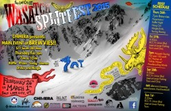 Wasatch Splitfest 2015 Flyer. Click in image for more details and updates.